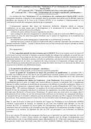 GéoSciences 36 » Soutenues par le SnesUp (FSU)