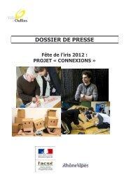 DP Connexions Fete de l'iris Oullins 2012 - Ville d'Oullins