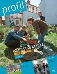 Profil de mai 2013 - Ville d'Oullins