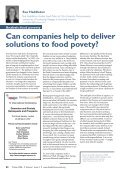 The bottom line - Food Ethics Council - Page 6