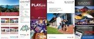 Appartamenti e case di vacanza 2013 - Lugano Turismo