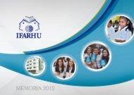memoria 2012 en proceso la 2013 - Ifarhu