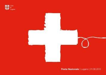 Festa Nazionale | Lugano | 01.08.2012 - Lugano Turismo