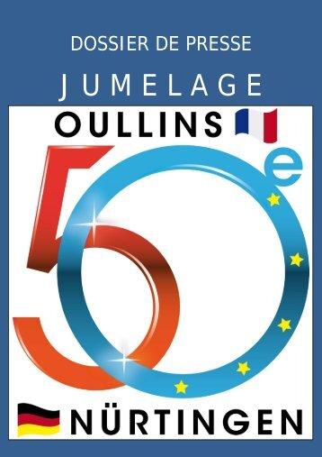 J U M E L A G E - Ville d'Oullins