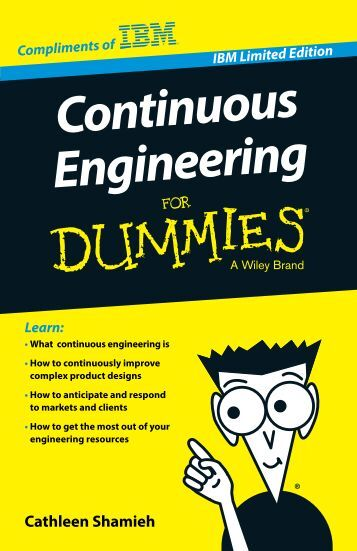 Continuous Engineering