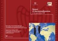 Percorsi di internazionalizzazione – La Cina - Confindustria IxI