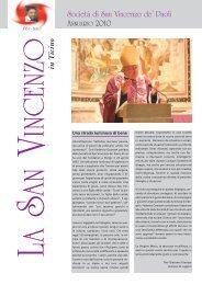 Società di San Vincenzo de' Paoli in T icino