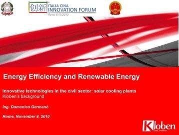 Solar Cooling rev02 - Confindustria IxI