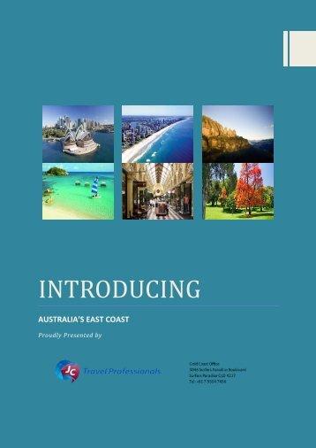 JC Travel Introduction To Australia's East Coast
