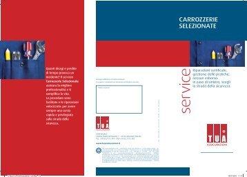 brochure - Tua Assicurazioni