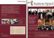 zur kompletten Ausgabe - Heiligenbrunner