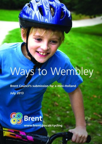 Ways to Wembley - Brent Council
