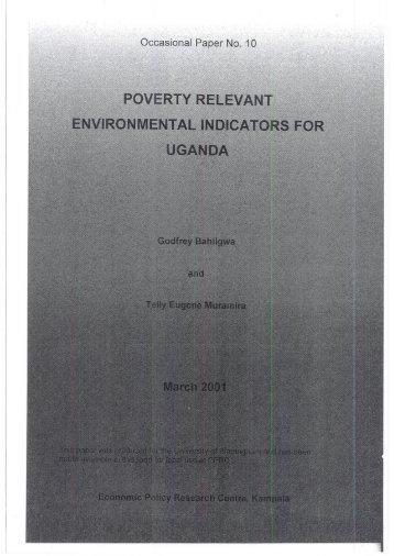 Economic Policy Research Centre