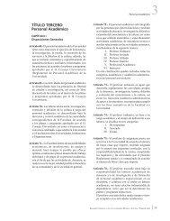 personal academico - Facultad de Ingeniería Mecánica y Eléctrica