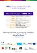 pps newsletter fevrier 2013 - Association le Jardin des artisans - Page 6