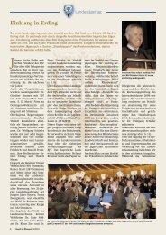 Einklang in Erding - Landesjagdverband Bayern