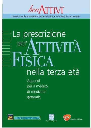 La prescrizione nella terza età - Dipartimento di Prevenzione Ulss ...