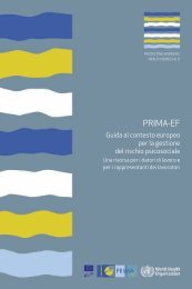 Guida al contesto europeo per la gestione del rischio psicosociale