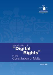 White Paper - Malta Information Technology Agency