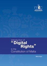 White Paper - Malta Information Technology Agency