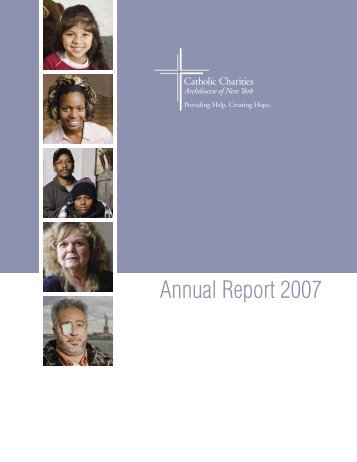 CAT-07201 Annual Report_029.indd - Catholic Charities of the ...