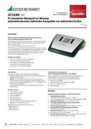 (PDF) 1005 KB - datatec Gmbh