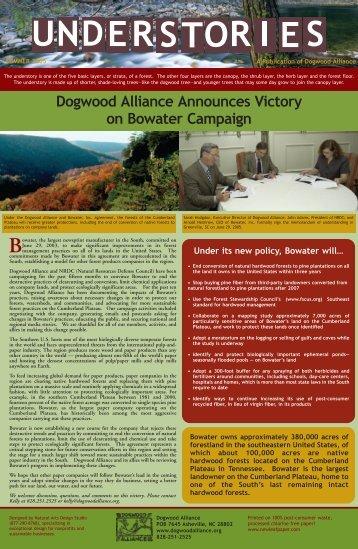 Dogwood Summer 05 pdf layout - Dogwood Alliance