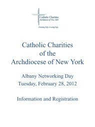 Catholic Charities of the Archdiocese of New York
