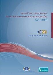 National Youth Justice Strategy Straitéis Náisiúnta um Cheartas i ...