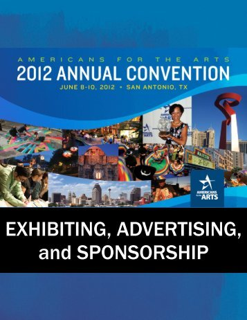 ADVERTISING, EXHIBITING and SPONSORSHIP EXHIBITING ...