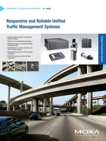 Responsive and Reliable Unified Traffic Management Systems