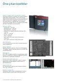 RVT2 Reaktif Güç Kontrol Rölesi Otomatik kompanzasyon sistemleri ... - Page 2