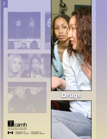 Drugs - CAMH Knowledge Exchange - Centre for Addiction and ...