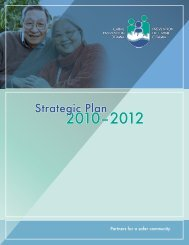 Strategic Plan 2010-2012 - Crime Prevention Ottawa