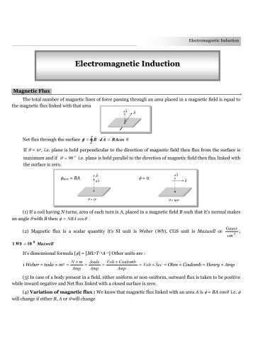 phys 222 worksheet 19 electromagnetic induction answers. Black Bedroom Furniture Sets. Home Design Ideas