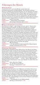 Wiener Spaziergänge Walks in Vienna - Seite 5
