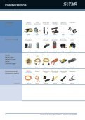 Standardprodukte - GIFAS Electric GmbH - Seite 2