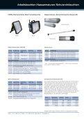 Standardprodukte - GIFAS Electric GmbH - Seite 7