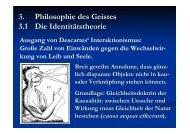 Theoretische Philosophie 3