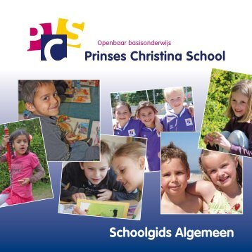 FM - PCS Schoolgids ALGEMEEN TOTAAL.pdf - OBS Prinses ...