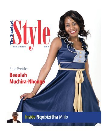 Standard Style 22 March 2015