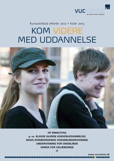 dansk for udlændinge århus