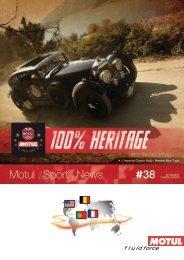 Motul . Sport . News 38