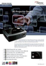3D Projector Series