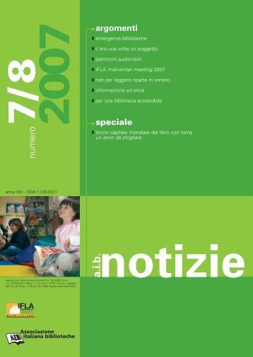 versione PDF - AIB-WEB