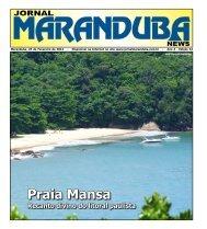 Praia Mansa - Jornal Maranduba News