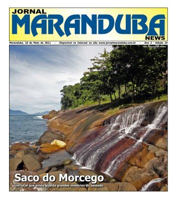 Saco do Morcego - Jornal Maranduba News