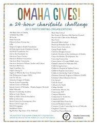 OG-2013-Nonprofits-l.. - Omaha Community Foundation