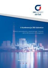 II Konferencja ZRE Katowice