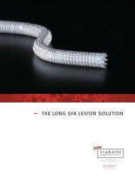 Long SFA Lesion Solution - Gore Medical
